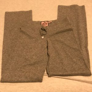 Juicy couture 100% cashmere pants